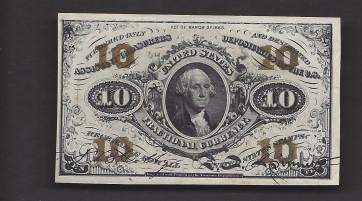 10 Cent Cent 10c CU66