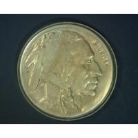 1925-S BUFFALO NICKEL 5c (Nickel) MS64