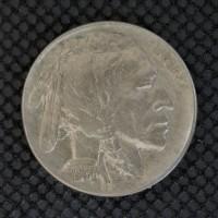 1934-D BUFFALO NICKEL 5c (Nickel) MS65