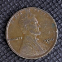 1928-D LINCOLN WHEAT CENT 1c VF20