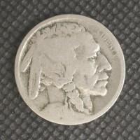 1920-D BUFFALO NICKEL 5c (Nickel) AG/G