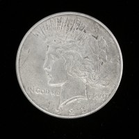 1928/1928 PEACE DOLLAR $1 MS61