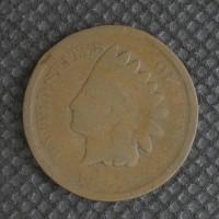 1885 INDIAN CENT 1c G4