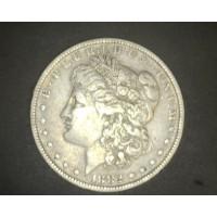 1882-O/S MORGAN DOLLAR $1 VF35