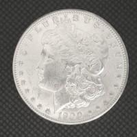 1900-O MORGAN DOLLAR $1 MS63
