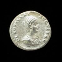 ROMAN EMPIRE, 202-05 AU50 -