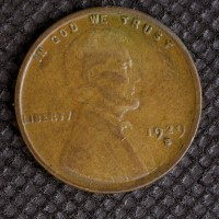 1929-S LINCOLN WHEAT CENT 1c F18