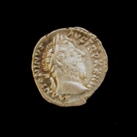 ROMAN EMPIRE, 170 Denarius AU50 Sear4889