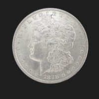 1878 7/8TF MORGAN DOLLAR $1 MS63