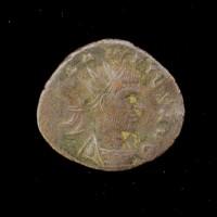 ROMAN EMPIRE, 269-71 Siscia Antoninianus VF20 Sear11376