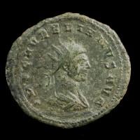 ROMAN EMPIRE, 274-75 Cyzicus Antoninianus VF20 Sear11566