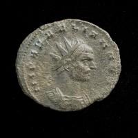 ROMAN EMPIRE, 272 Siscia Antoninianus VF20 Sear11636