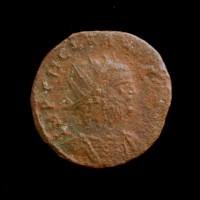 ROMAN EMPIRE, 276 Rome Antoninianus F12 Sear11807