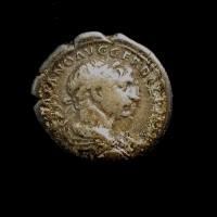 ROMAN EMPIRE, 107 Rome Denarius F12 Sear3120