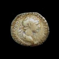 ROMAN EMPIRE, 115 Rome Denarius F12 Sear3133