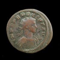 ROMAN EMPIRE, 277 Siscia Antoninianus VG8 Sear12030