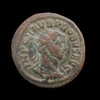 ROMAN EMPIRE, 278 Ticinum Antoninianus VF20 Sear12059