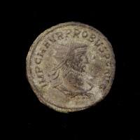ROMAN EMPIRE, 280-81 Antioch Antoninianus VF20 Sear11961