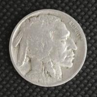 1918 BUFFALO NICKEL 5c (Nickel) F12