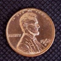 1962-D LINCOLN MEMORIAL CENT 1c MS64 RD