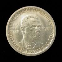 1946-S Booker T Washington 1/2$ MS63