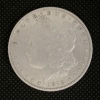 1878 7TF 2nd Rev MORGAN DOLLAR $1 VF30