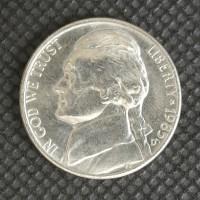 1985-D JEFFERSON NICKEL 5c (Nickel) MS64