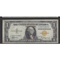 1935-A $1 WORLD WAR II NORTH AFRICA NOTE $1 VF20