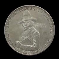 1920 Pilgrim 1/2$ MS60