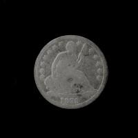 1839-O LIBERTY SEATED HALF DIME 5c (Half Dime) G4