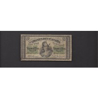 CANADA, 1870 25c VG8 P8a