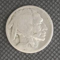 1920-S BUFFALO NICKEL 5c (Nickel) G5