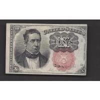 10 Cent Cent 10c CU