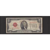 1928-D/1928-C Mule $2 UNITED STATES NOTE $2 F12