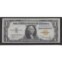 1935-A $1 WORLD WAR II NORTH AFRICA NOTE $1 AU50