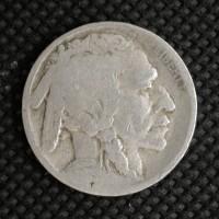 1918 BUFFALO NICKEL 5c (Nickel) G6