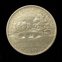 1937 Antietam 1/2$ VF35