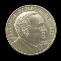 1936 Arkansas-Robinson 1/2$ MS62
