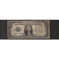 1928-A $1 SILVER CERTIFICATE $1 G4