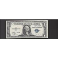 1935-A $1 SILVER CERTIFICATE $1 EF40