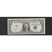 1957-B $1 SILVER CERTIFICATE $1 VF20