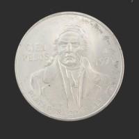 MEXICO, 1979 100 Pesos MS63 KM4832