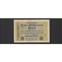 GERMANY, 1923 10,000,000 Mark EF40 P106a
