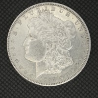1894-O MORGAN DOLLAR $1 AU50
