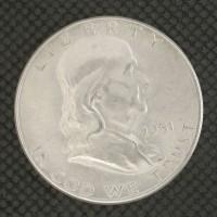 1951-S FRANKLIN HALF DOLLAR 50c MS65