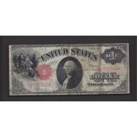 1917 $1 UNITED STATES NOTE $1 G4