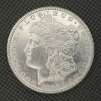 1894-S MORGAN DOLLAR $1 MS63
