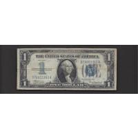 1934 $1 SILVER CERTIFICATE $1 F12