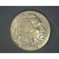 1937-D 3 Legged BUFFALO NICKEL 5c (Nickel) MS62