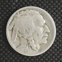 1919-S BUFFALO NICKEL 5c (Nickel) VG8